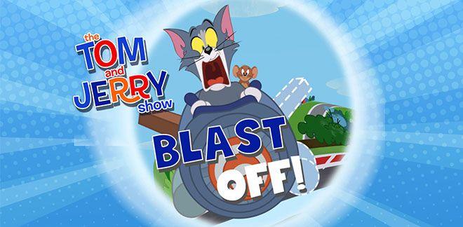 Tom și Jerry Blast Off