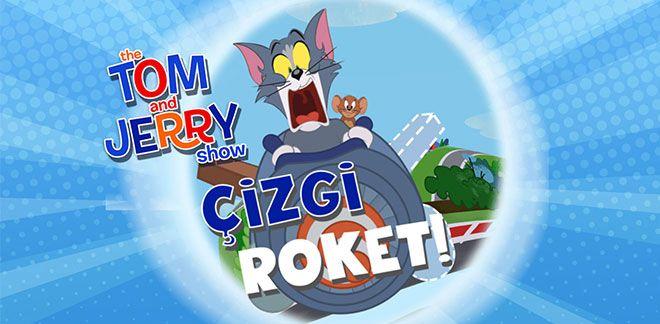 Tom ve Jerry Çizgi Roket
