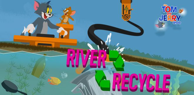 The Tom and Jerry Show - River Recycle