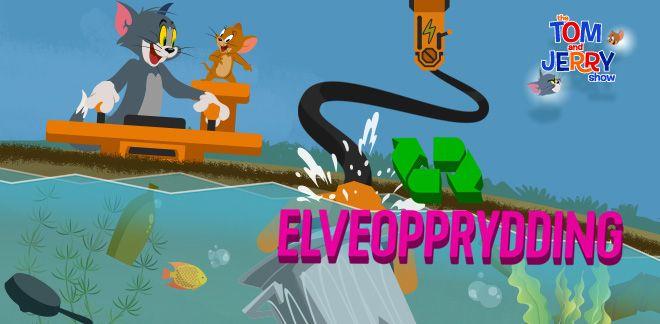 Tom & Jerry - Elveopprydding