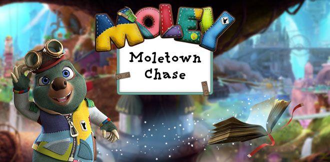 Moletown Chase - Moley