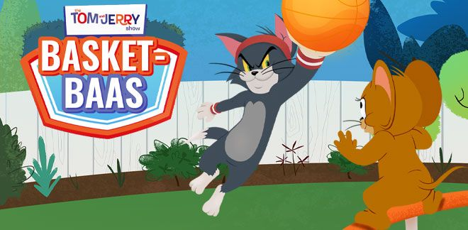 The Tom and Jerry Show - Basketbaas