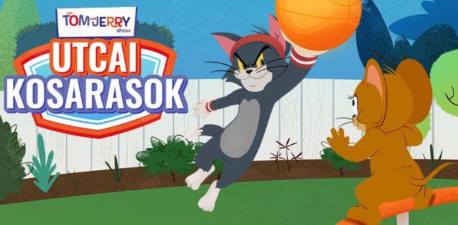 Tom és Jerry-show - Utcai kosarasok