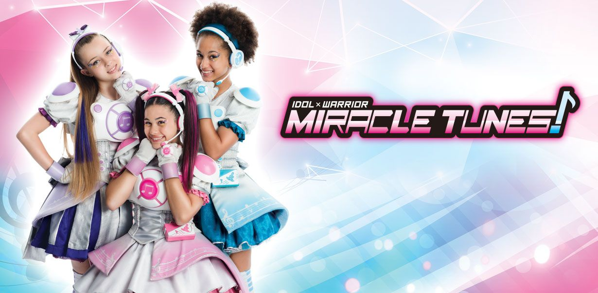 I Personaggi Miracle Tunes Cartoonito