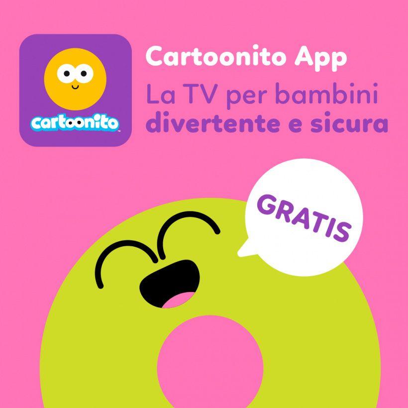 Scarica Cartoonito App