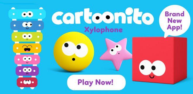 BRAND NEW: XYLOPHONE APP!