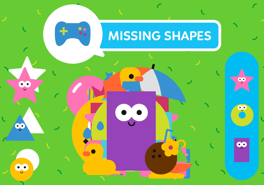 Missing Shapes