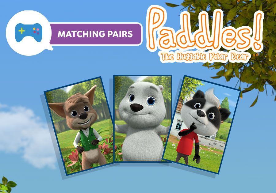 Paddles!