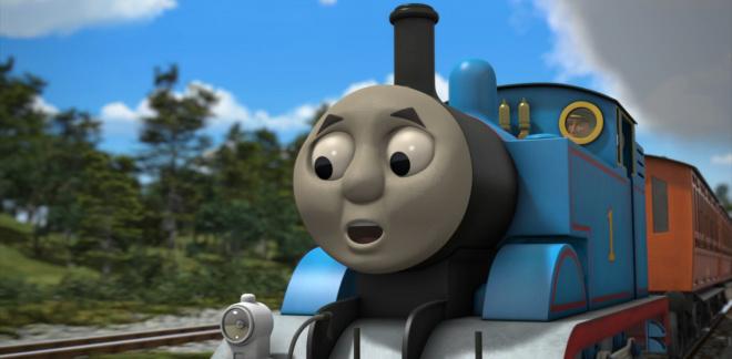 390. Gordon Runs Dry - Thomas & Friends: Big World! Big Adventures!