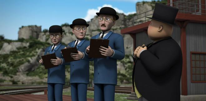 394. Too Many Fire Engines - Thomas & Friends: Big World! Big Adventures!