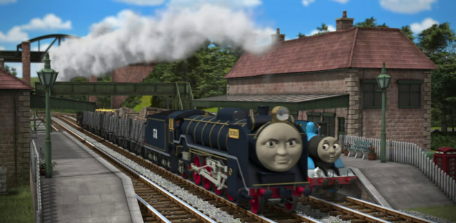 397. No More Mr. Nice Engine - Thomas & Friends: Big World! Big Adventures!
