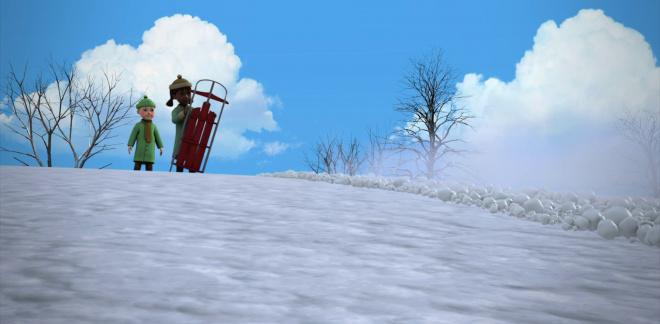 411. No Snow For Thomas - Thomas & Friends: Big World! Big Adventures!