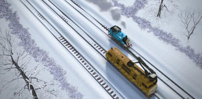 413. The Missing Christmas Decorations - Thomas & Friends: Big World! Big Adventures!