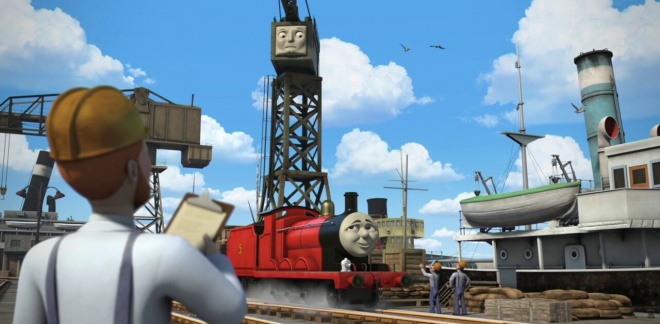 All In Vain - Thomas & Friends: Big World! Big Adventures!