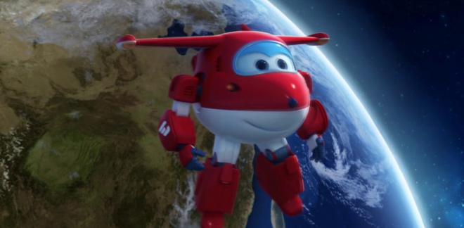 Blast Off - Super Wings