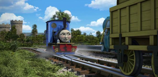 Cautious Connor - Thomas & Friends: Big World! Big Adventures!
