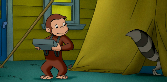 Curious George and the Invisible Sound - Curious George