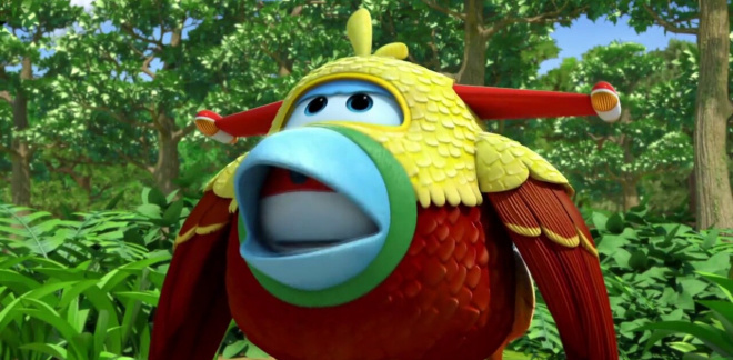 Feathered Friends - Super Wings