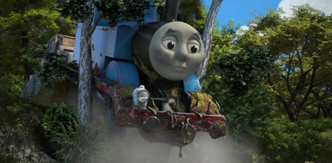 Other Side Of The Mountain - Thomas & Friends: Big World! Big Adventures!