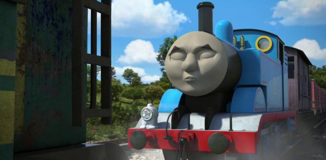 Saving Time - Thomas & Friends: Big World! Big Adventures!