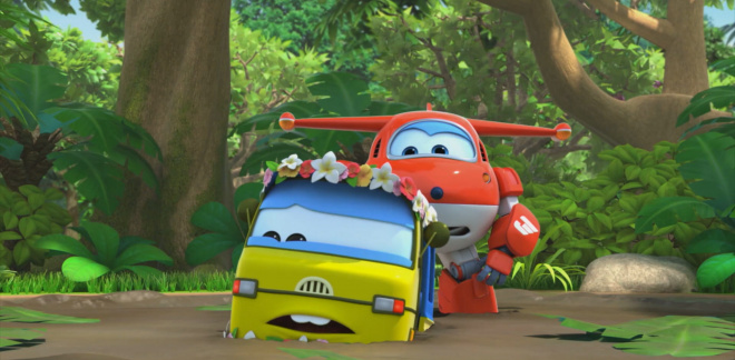 Sniff Test - Super Wings