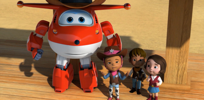 The Super Seven - Super Wings