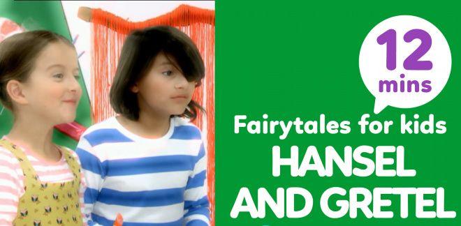 Hansel and Gretel - Cartoonito Tales