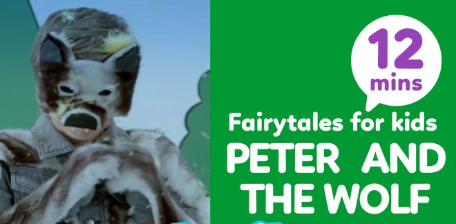 Peter and the Wolf - Cartoonito Tales