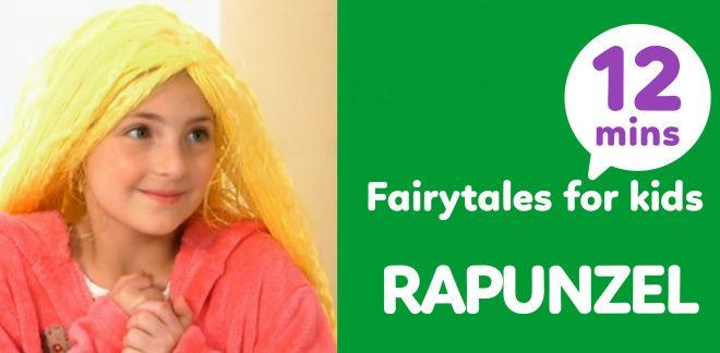 Rapunzel - Cartoonito Tales
