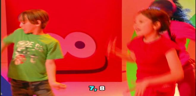 Yellow and 1,2,3 Buckle My Shoe - Cartoonito Karaoke