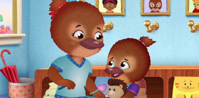 La nuova compagna di classe - Daniel Tiger's Neighborhood