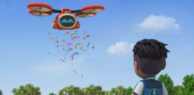 Drones Take Over - Super Wings