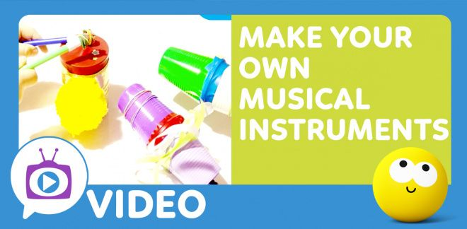 How to Make Your Own Musical Instrument - Cartoonito Club