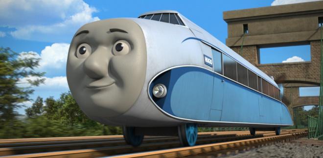 Future Trains - Thomas & Friends