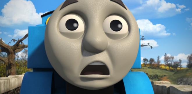 Scary bridges - Thomas & Friends