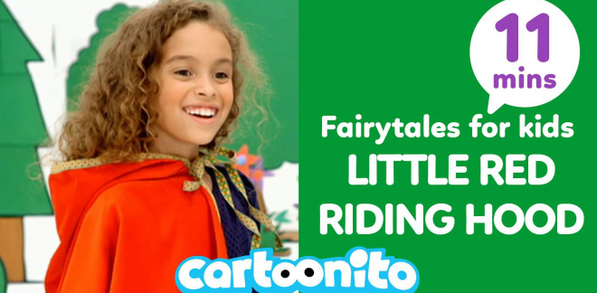 Cartoonito Tales: Little Red Riding Hood - Cartoonito Club