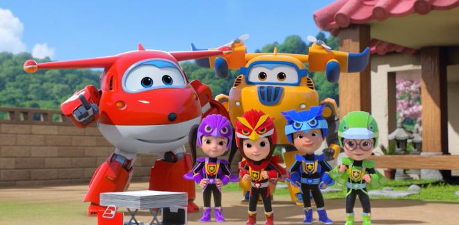 Jumbo Roboto - Super Wings