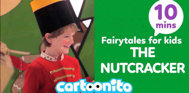 Cartoonito Tales: The Nutcracker - Cartoonito Club