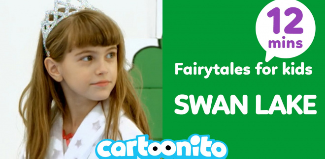 Cartoonito Tales: Swan Lake - Cartoonito Club