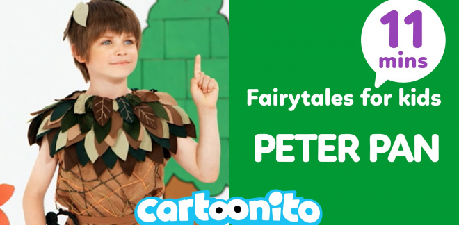 Cartoonito Tales: Peter Pan - Cartoonito Club