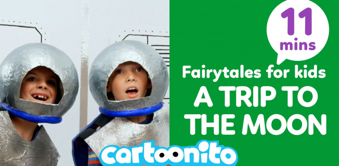 Cartoonito Tales: A Trip to the Moon - Cartoonito Club