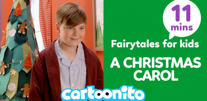 Cartoonito Tales: A Christmas Carol - Cartoonito Club