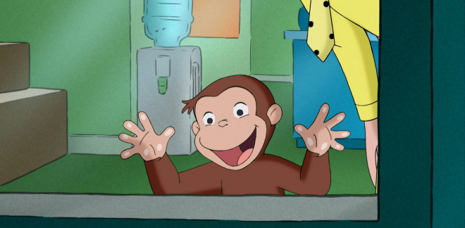 Fun radio station - Curious George