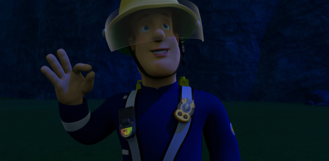 Put the fire out! - Fireman Sam