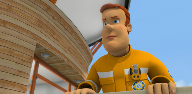 Search and rescue - Fireman Sam