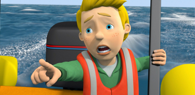 Boat disaster - Fireman Sam