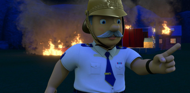 Fireman Sam | Fires Out! | Cartoonito - Fireman Sam