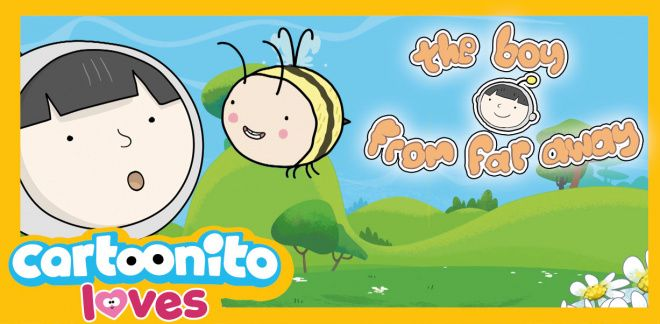 The Boy From Far Away: Bees - Cartoonito Loves...