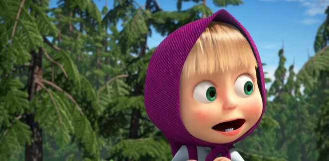 Where are you little Rosie? - Masha and The Bear