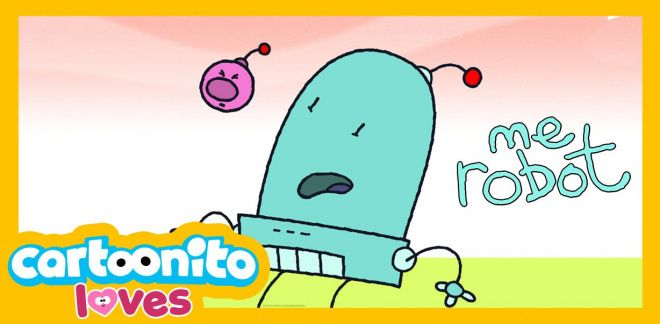 Me Robot full episode: Big Robot - Cartoonito Loves...